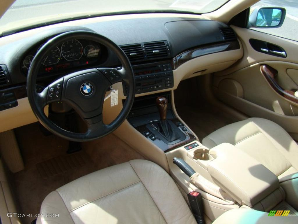 Sand interior 2000 bmw 3 series 328i coupe photo 47602427