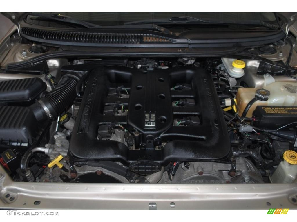 3.5 dodge intrepid engine