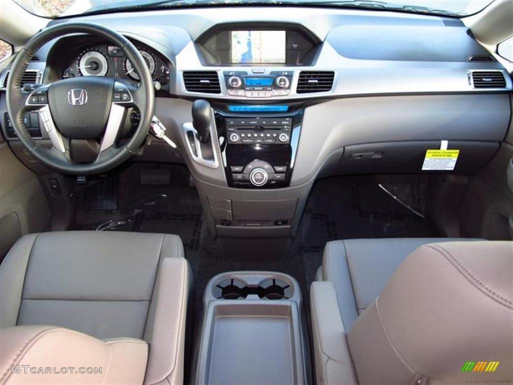 2011 Smoky Topaz Metallic Honda Odyssey Ex L 47584114 Photo 10 Car Color