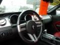 Red Leather Steering Wheel Photo for 2005 Ford Mustang #47611142