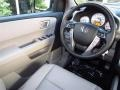 Gray Steering Wheel Photo for 2011 Honda Pilot #47611346