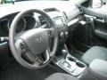 2011 Bright Silver Kia Sorento LX V6 AWD  photo #9