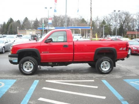 2007 chevrolet silverado 2500hd classic work truck regular. Black Bedroom Furniture Sets. Home Design Ideas