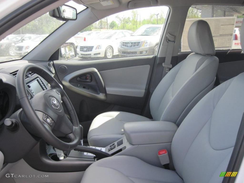 Ash interior 2011 toyota rav4 limited photo 47622997 for 2011 toyota rav4 interior