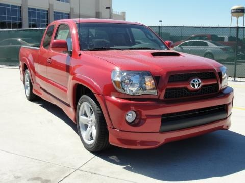 2011 Toyota Tacoma X Runner Data, Info And Specs