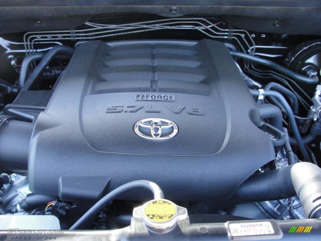 2011 Toyota Tundra Trd Crewmax 5 7 Liter I