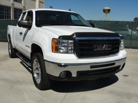 2009 gmc sierra 1500 sle extended cab 4x4 data info and specs. Black Bedroom Furniture Sets. Home Design Ideas