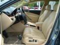 Pure Beige 2007 Volkswagen Passat Interiors