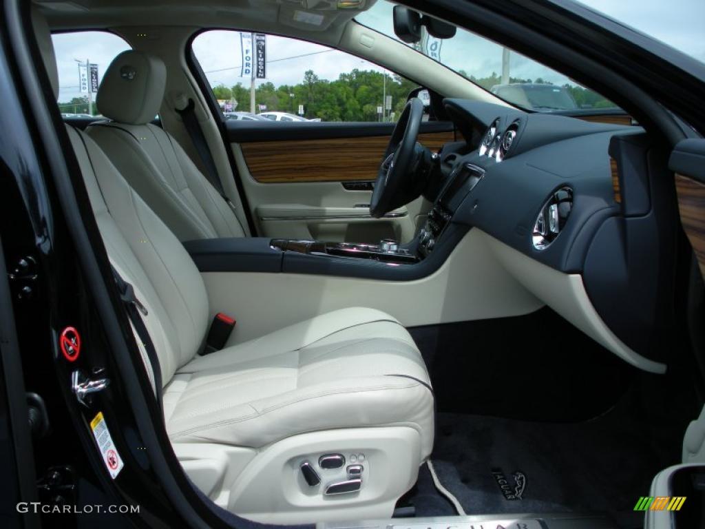 2011 celestial black metallic jaguar xj xjl supercharged. Black Bedroom Furniture Sets. Home Design Ideas