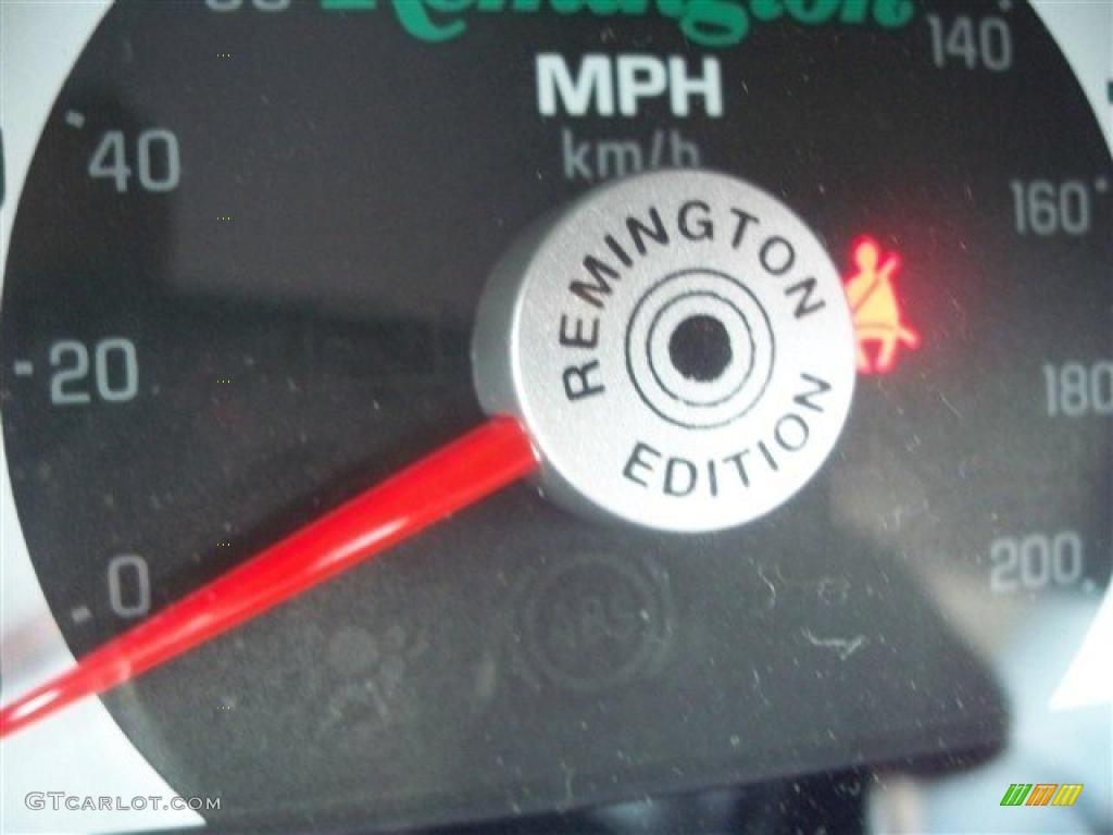2007 GMC Sierra 2500HD Remington Edition Crew Cab 4x4 Marks and Logos Photos