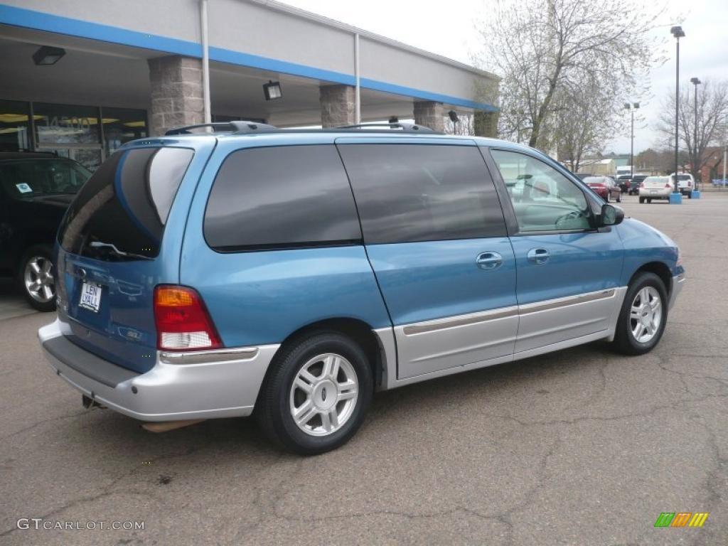 2003 Ford Windstar : Ford windstar engine light