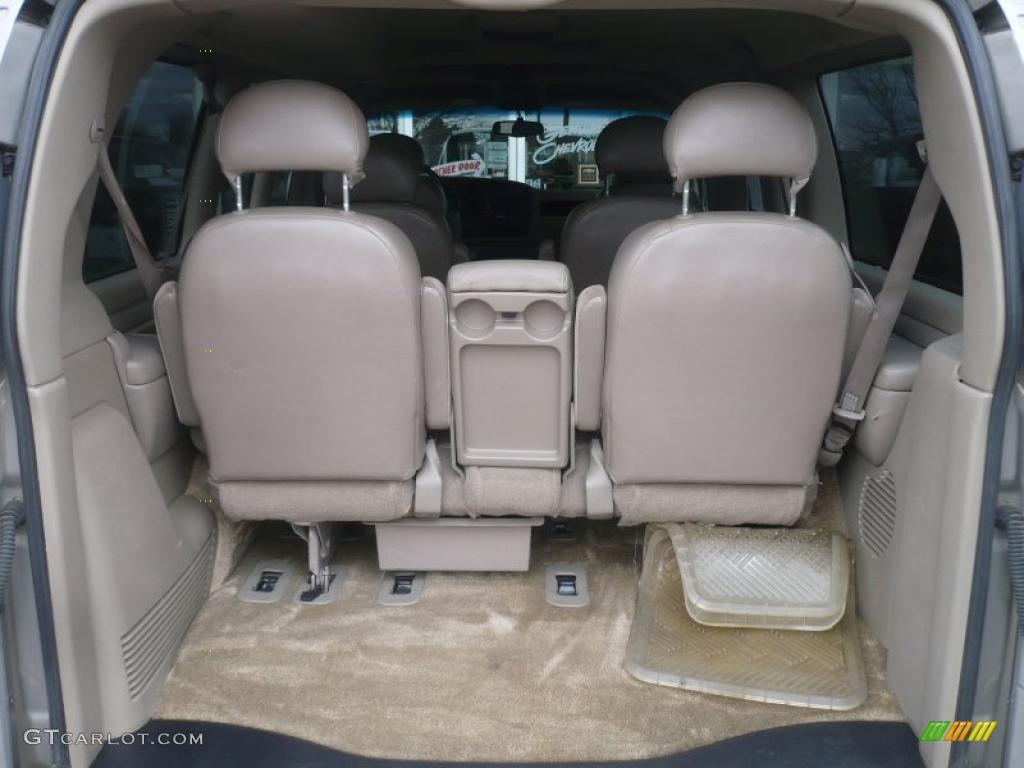 2002 Chevrolet Express 1500 Lt Passenger Van Trunk Photos