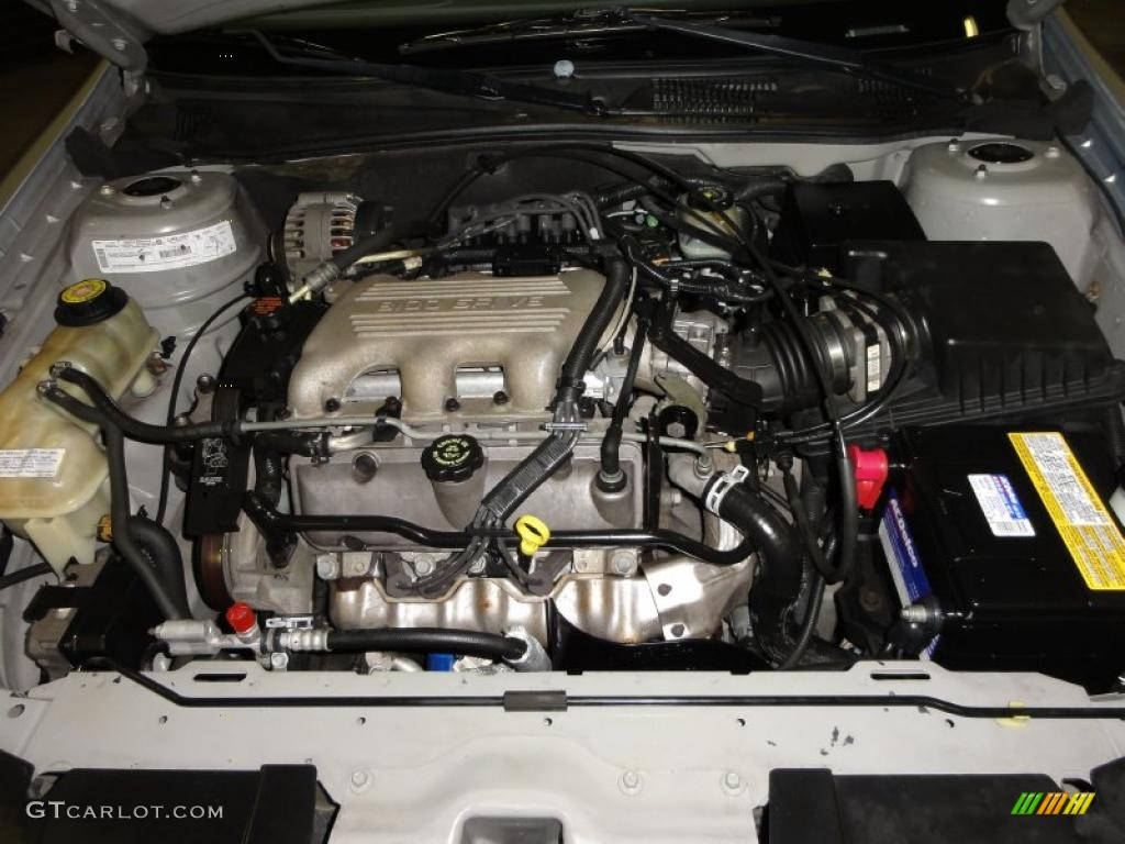1998 Chevrolet Malibu Ls Sedan 3 1 Liter Ohv 12