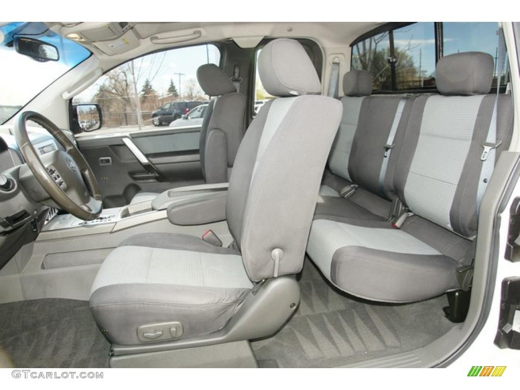 2005 Nissan Titan Se King Cab 4x4 Interior Photos