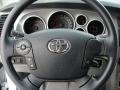 Graphite Gray Steering Wheel Photo for 2011 Toyota Tundra #47669251