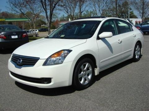 2008 Nissan Altima 2 5 Sl Data Info And Specs