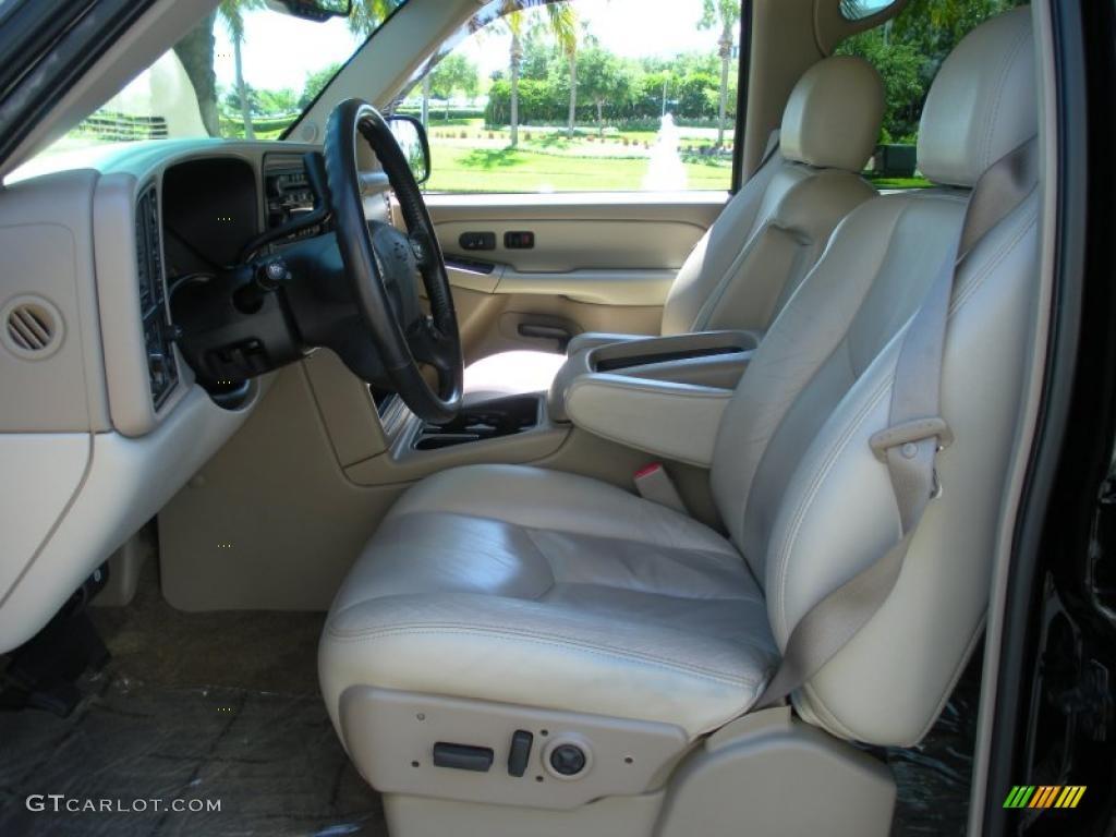 2003 chevrolet tahoe ls 4x4 interior photo 47679874