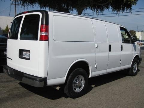 2008 chevrolet express 2500 cargo van data info and specs. Black Bedroom Furniture Sets. Home Design Ideas