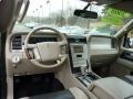 Stone/Black Piping Dashboard Photo for 2008 Lincoln Navigator #47684880
