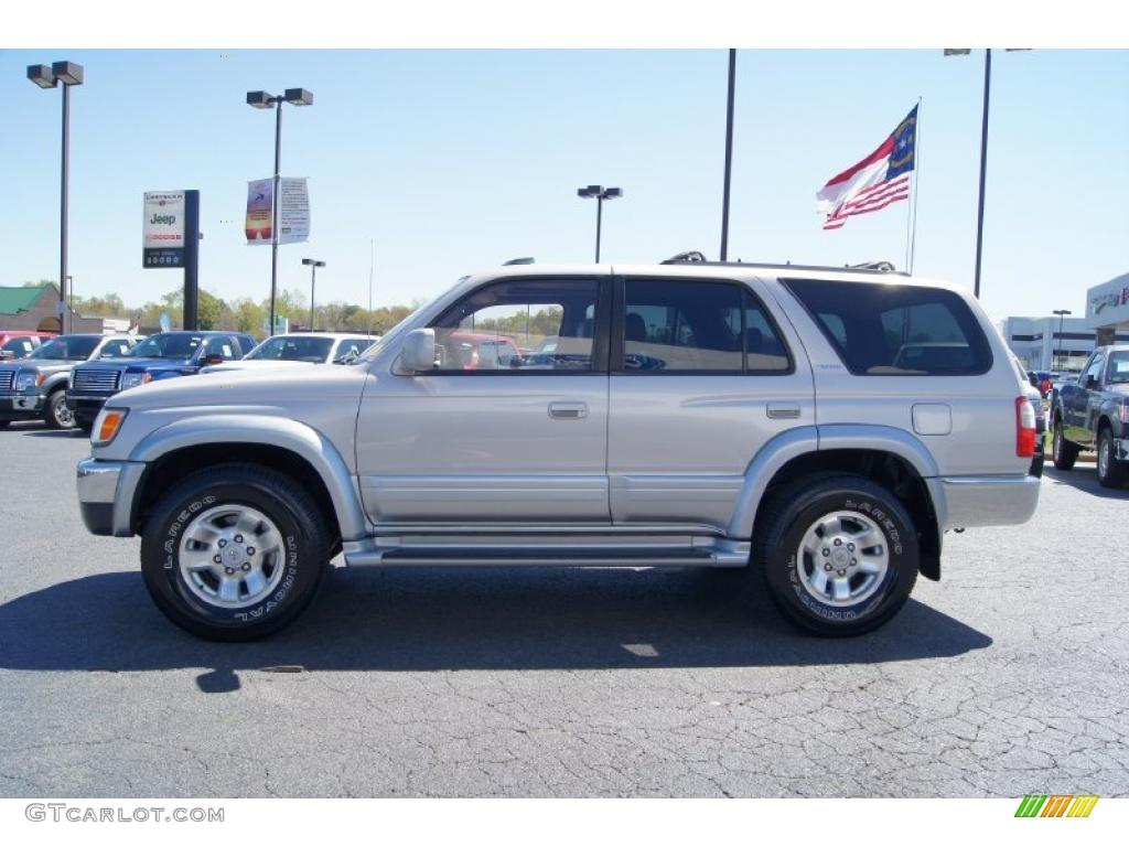 White 1998 Toyota 4runner Limited Exterior Photo 47687719