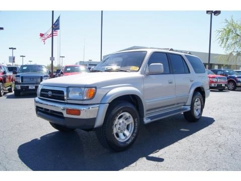1998 toyota 4runner limited data info and specs. Black Bedroom Furniture Sets. Home Design Ideas