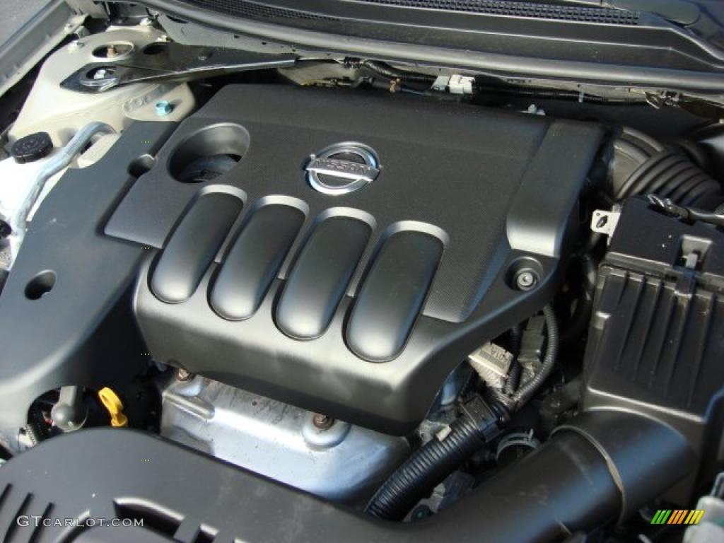 2008 Nissan Altima 2 5 S Liter Dohc 16v Cvtcs 4 Cylinder Engine Photo 47689680