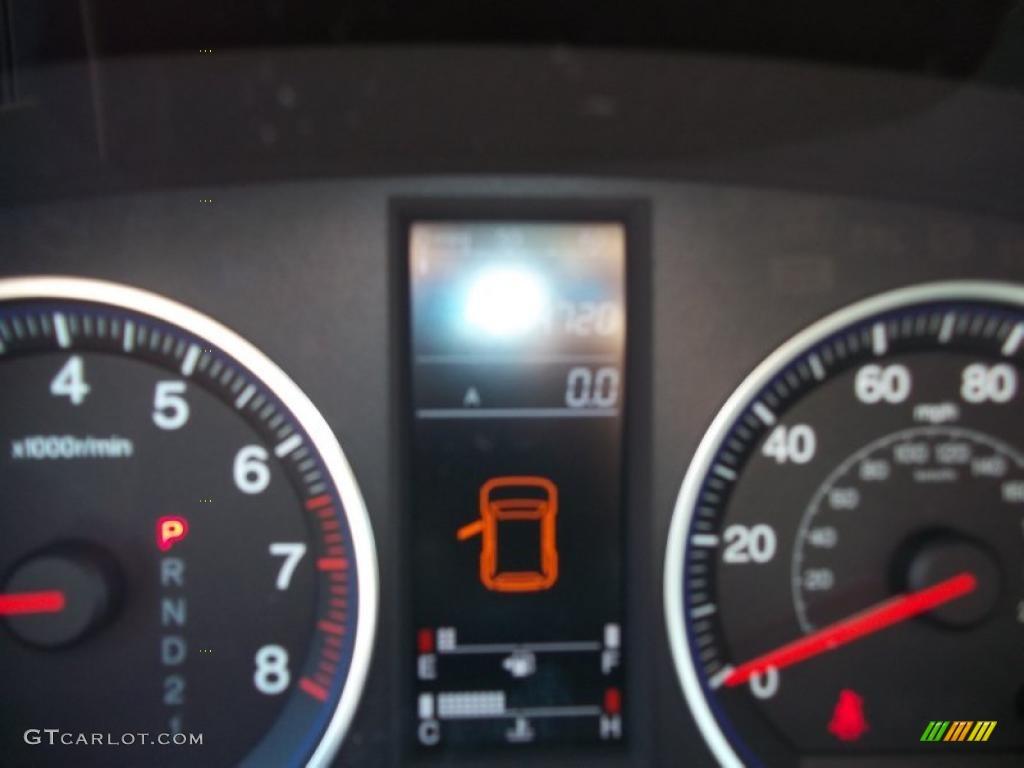 2008 CR-V LX 4WD - Royal Blue Pearl / Black photo #20