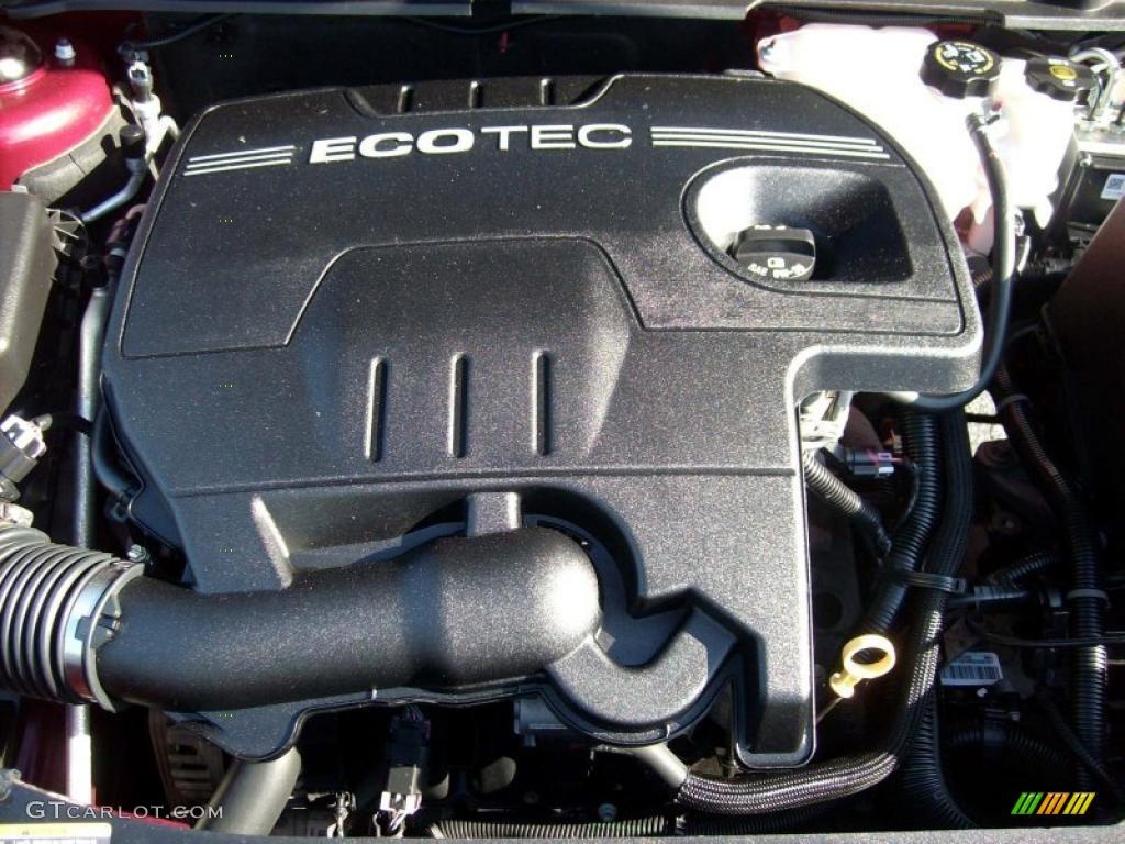 2009 Saturn Aura Xe 2 4 Liter Dohc 16