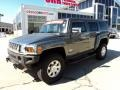 Canyon Gray Metallic 2010 Hummer H3