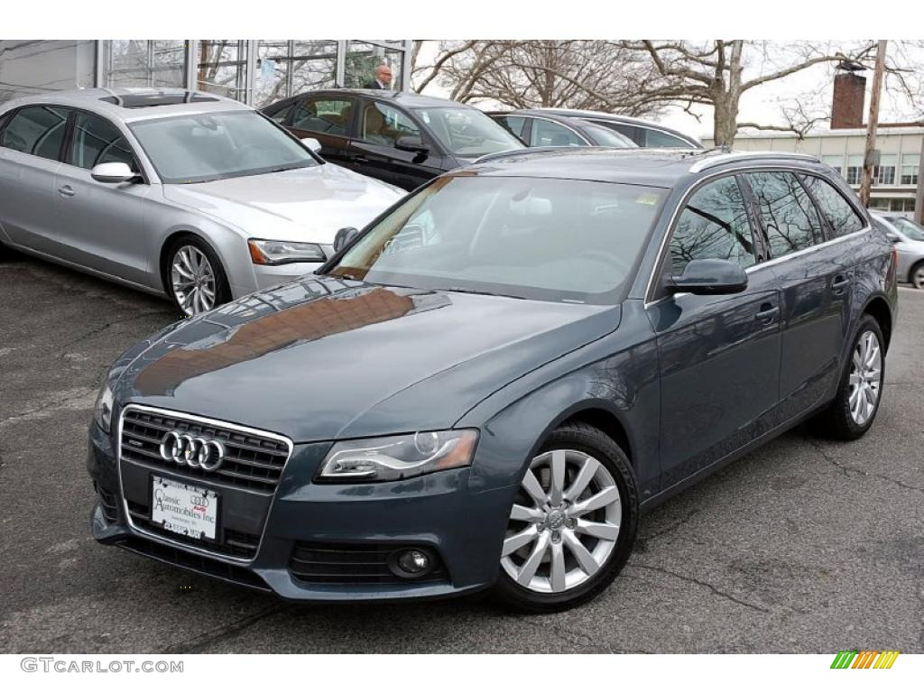 meteor gray pearl effect 2010 audi a4 2 0t quattro avant. Black Bedroom Furniture Sets. Home Design Ideas