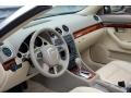 Beige Dashboard Photo for 2008 Audi A4 #47706940