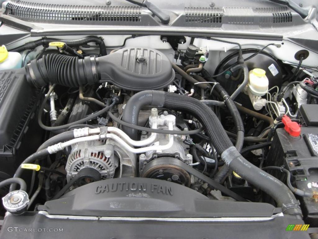 1998 Dodge Dakota Slt Extended Cab Engine Photos