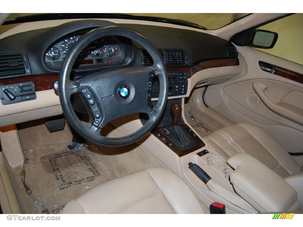 Sand interior 2005 bmw 3 series 325i sedan photo 47720105