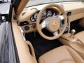 Sand Beige Interior Photo for 2007 Porsche 911 #47728755
