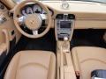 Sand Beige Dashboard Photo for 2007 Porsche 911 #47728980