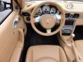 Sand Beige Steering Wheel Photo for 2007 Porsche 911 #47728995