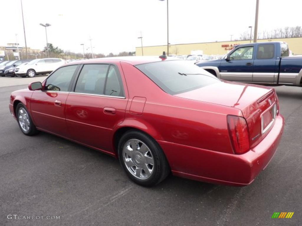 crimson pearl 2002 cadillac deville dts exterior photo 47734579. Black Bedroom Furniture Sets. Home Design Ideas
