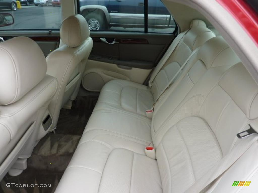 2002 Cadillac Deville Dts Interior Photo 47734648