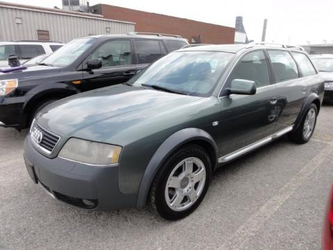 Audi All Road 2002. 2002 Audi Allroad 2.7T quattro