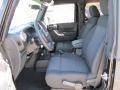 Black Interior Photo for 2011 Jeep Wrangler #47750816