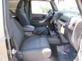 Black Interior Photo for 2011 Jeep Wrangler #47750846