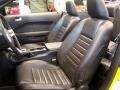 Dark Charcoal Interior Photo for 2006 Ford Mustang #47760421