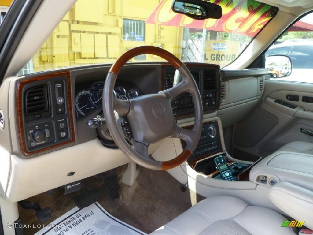 2002 Sable Black Cadillac Escalade Ext Awd 47767687 Photo 7 Car Color Galleries