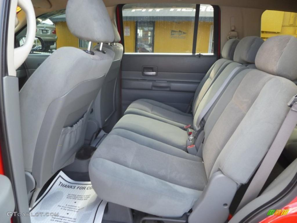 2005 Dodge Durango SLT Interior Photos | GTCarLot.com