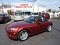 Copper Red Mica 2006 Mazda MX-5 Miata Gallery