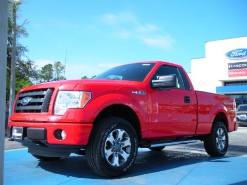 2011 ford f150 stx regular cab 4x4 data info and specs. Black Bedroom Furniture Sets. Home Design Ideas
