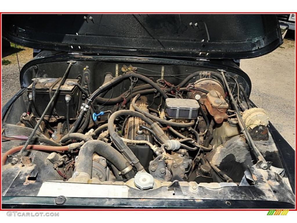 1983 jeep cj 7 4x4 4 2 liter ohv 12 valve inline 6 cylinder engine photo 47781054. Black Bedroom Furniture Sets. Home Design Ideas
