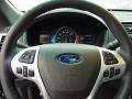 Charcoal Black Steering Wheel Photo for 2011 Ford Explorer #47785827