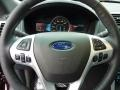 Charcoal Black Steering Wheel Photo for 2011 Ford Explorer #47786124