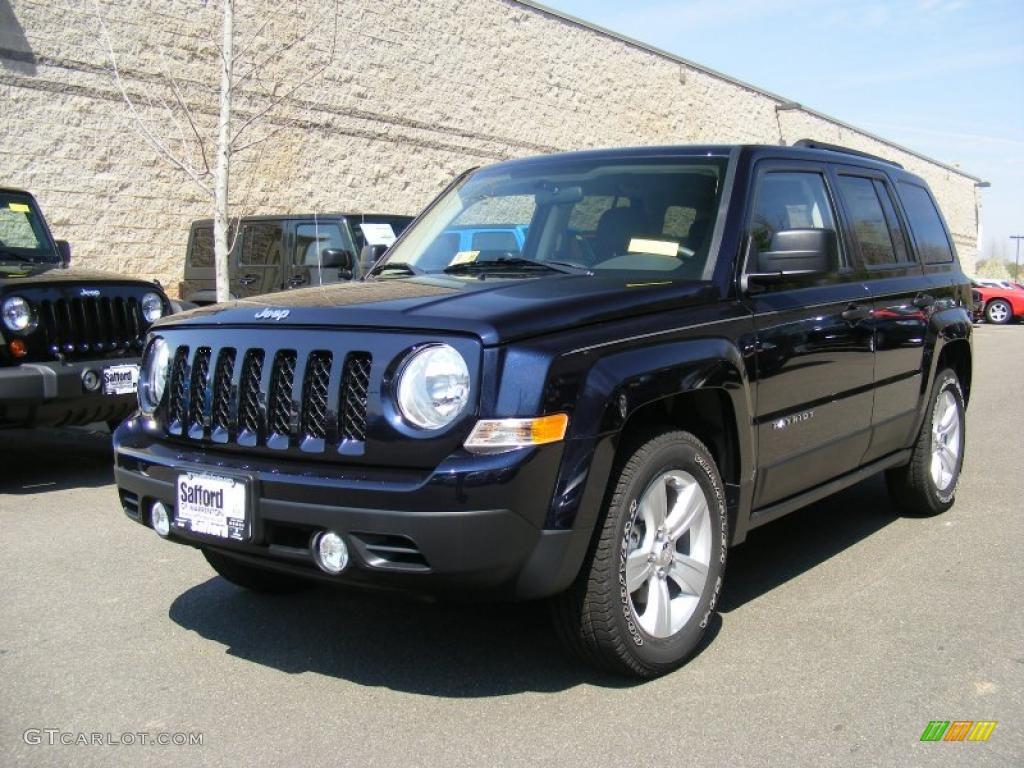 Jeep Patriot Sport Interior Jeep Patriot Sport